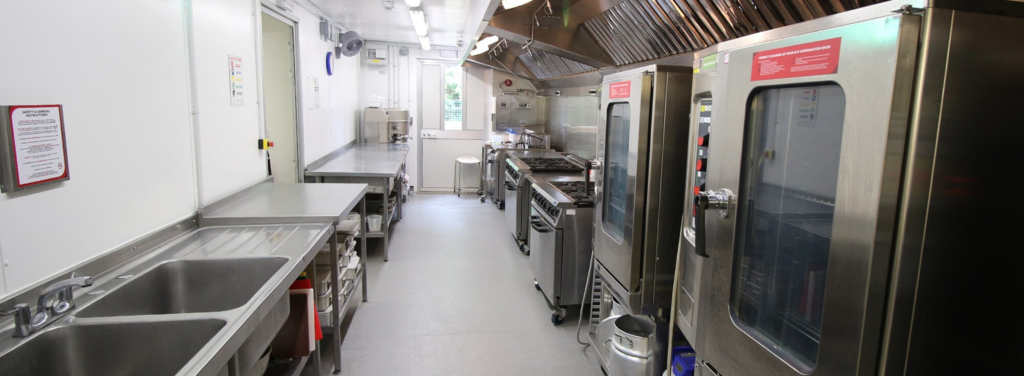 Temporary Kitchens PP8 Internal