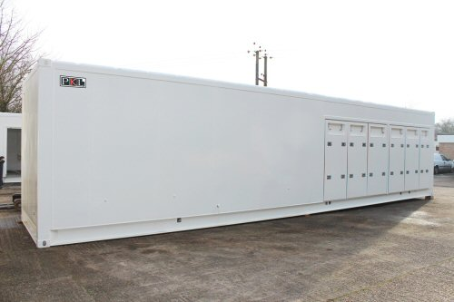 ISO Rated Container Kitchens